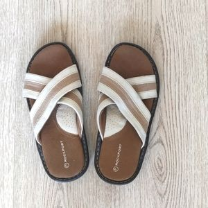 Rockport Men / Boys Flip-flops, never worn